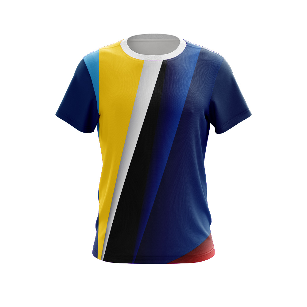 Sublimated T-shirt Striped