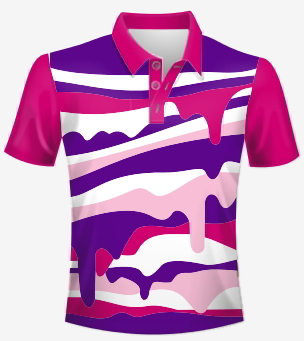 Sub P0100 Sublimated Polo shirt