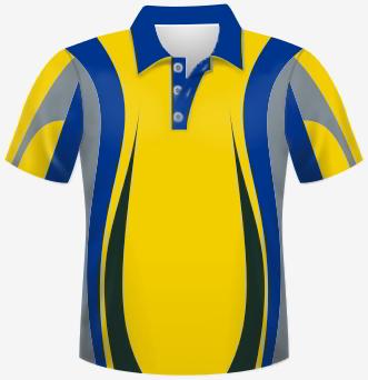 Sub P0181 Sublimated Polo shirt