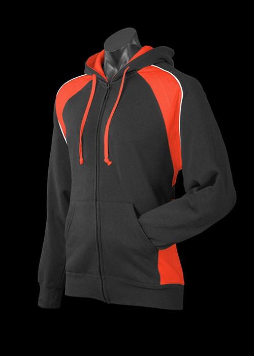panorama zip hoodie