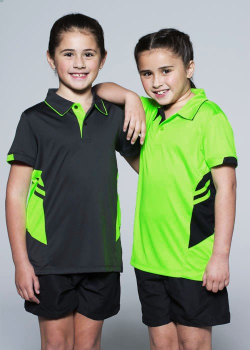 Tasman Kids Polo shirts