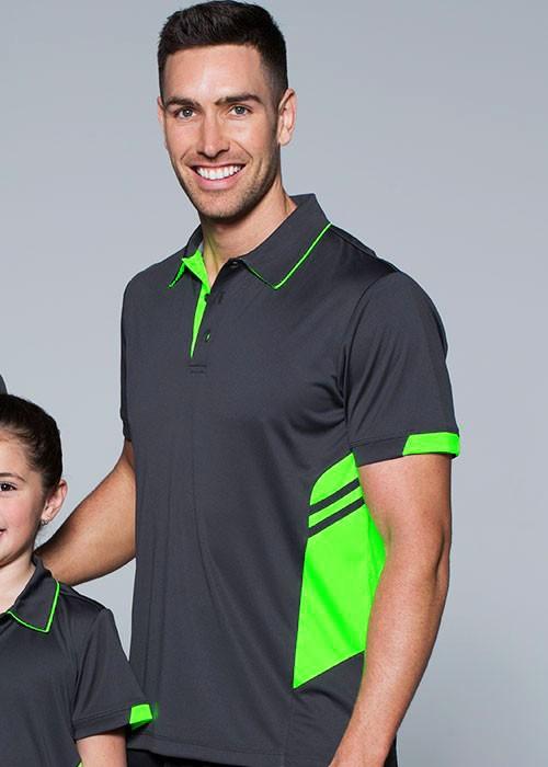 Mens Tasman Polo shirt