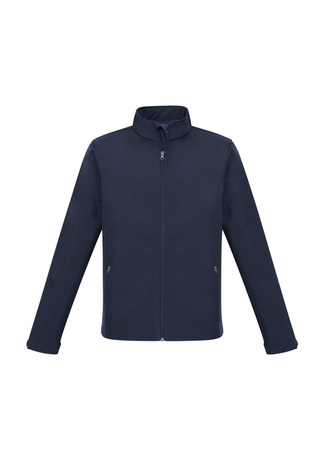 Navy Apex Softshell Jacket