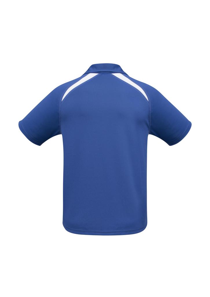 Splice Polo shirt BACK
