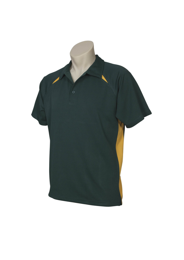 Forest Green Gold  Polo shirt