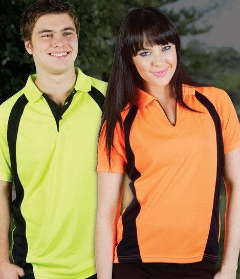 P88 Hi Vis Coolfast Polo