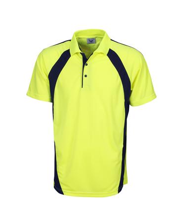 P88 Hi Vis Coolfast Polo shirt