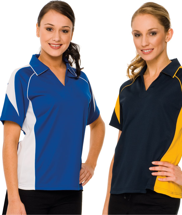 Ladies Olympikool Kooldri Polo shirts