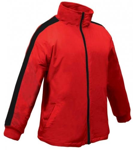 red black Pinnacle Jacket