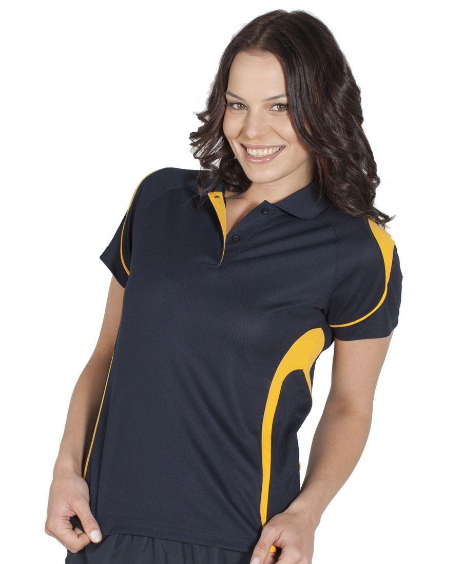 JBs Bell Ladies Polo Shirt