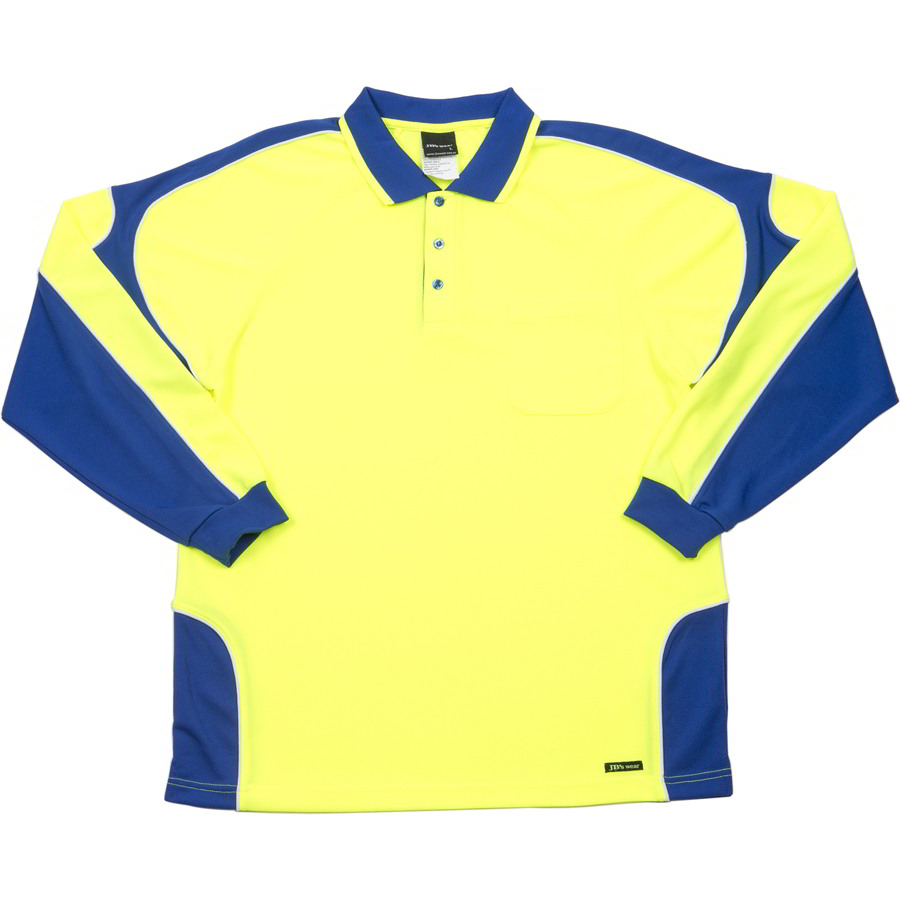Hi Vis Spider Polo
