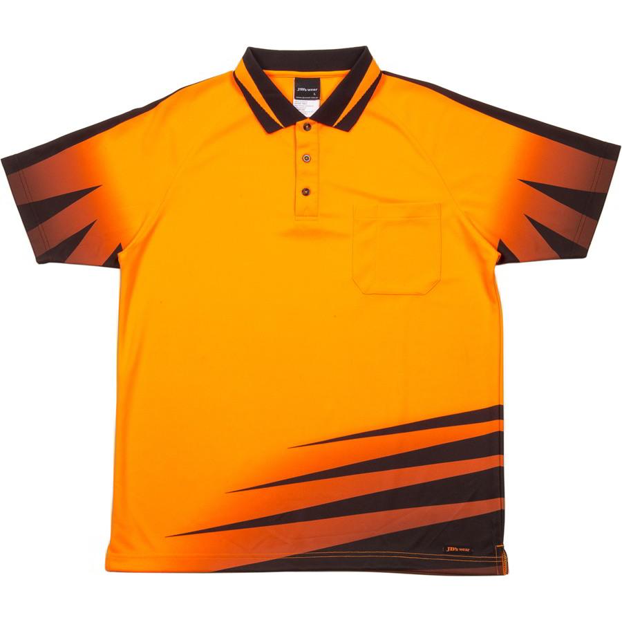 6HVRS Hi Vis Rippa Sub Polo shirt