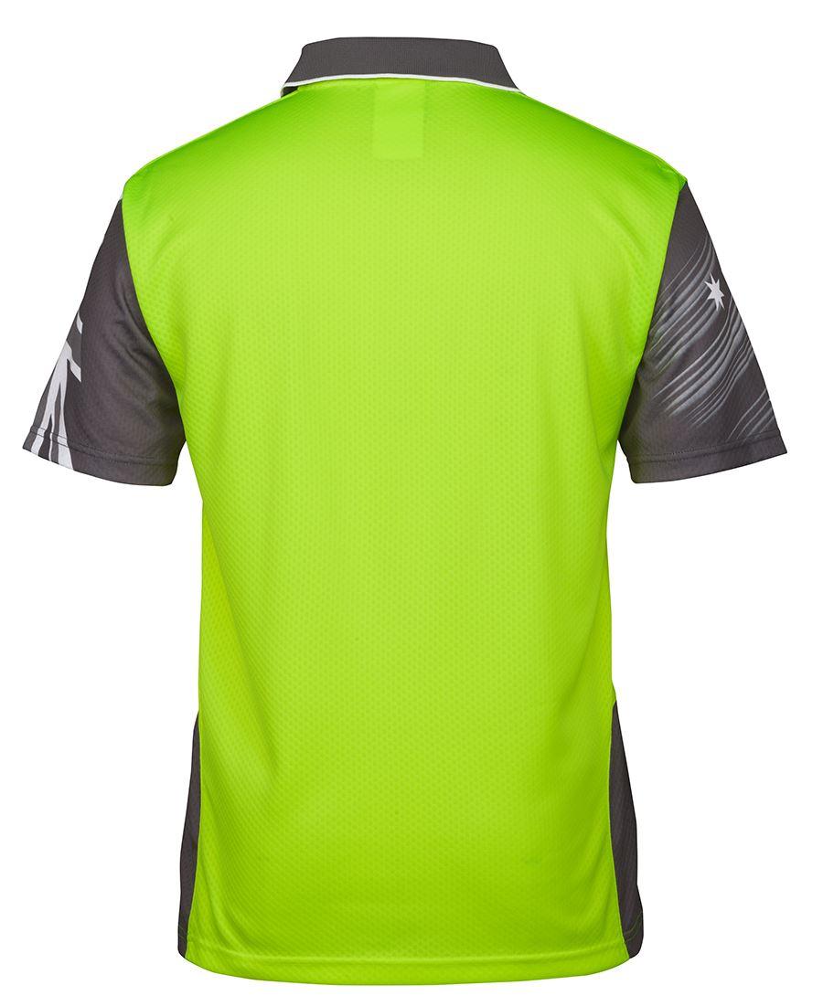 Hi Vis Polo shirt Long Sleeve Australia Design