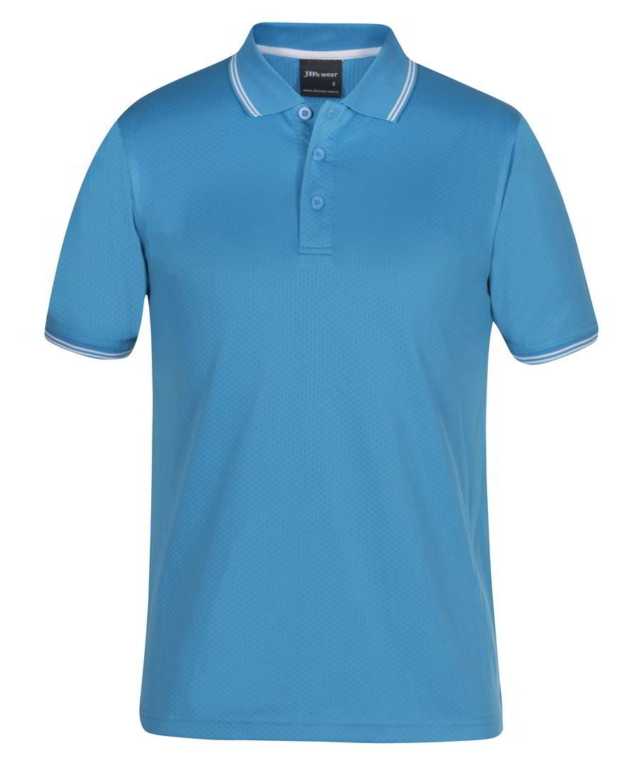 Podium Jacquard Polo shirts