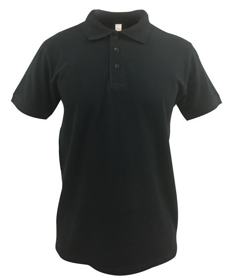 bLACK Ace Polo shirt