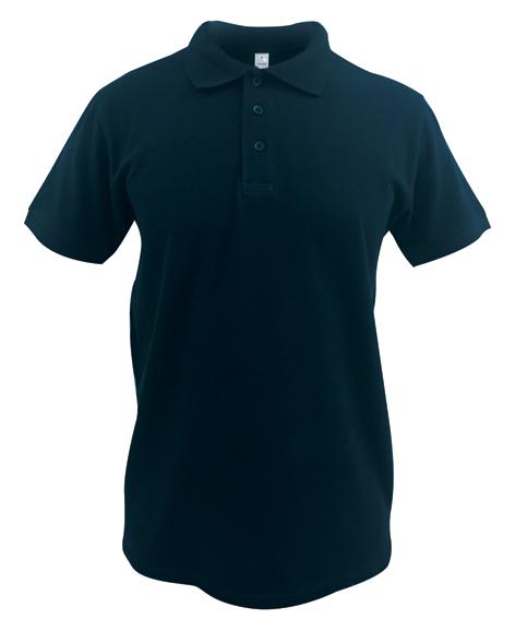 Navy Mens Ace Polo shirt