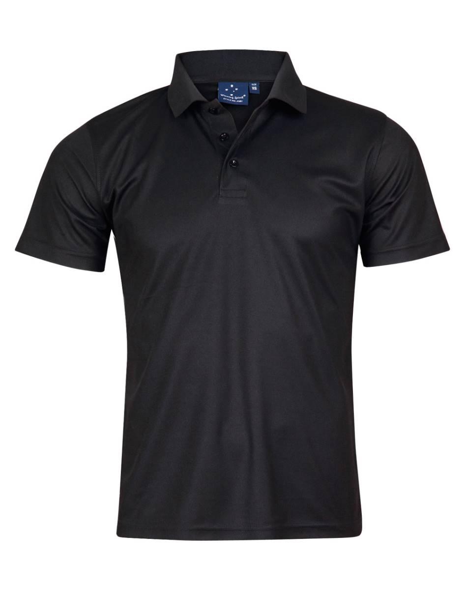 Black Curra Polo