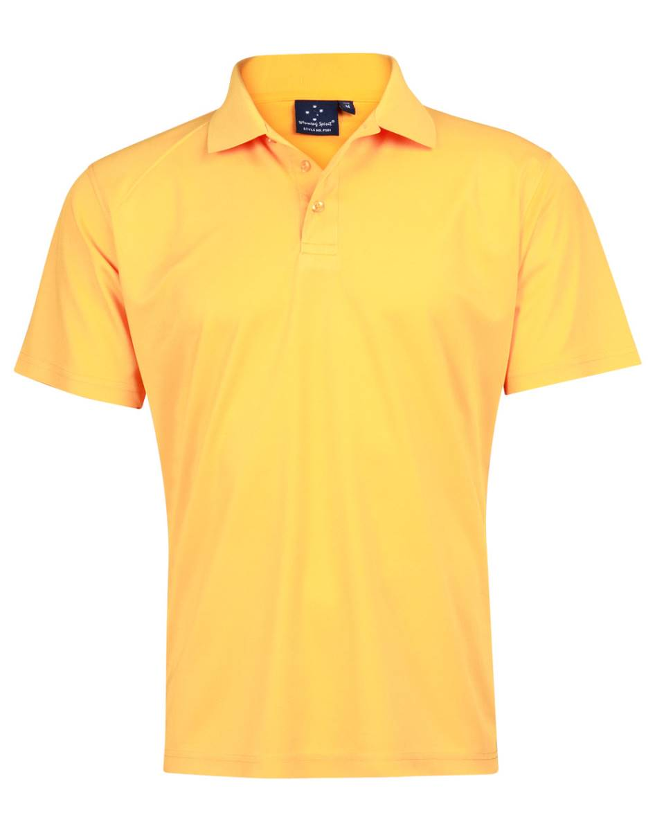 Gold Curra PS81 Cool Dry Polo shirt