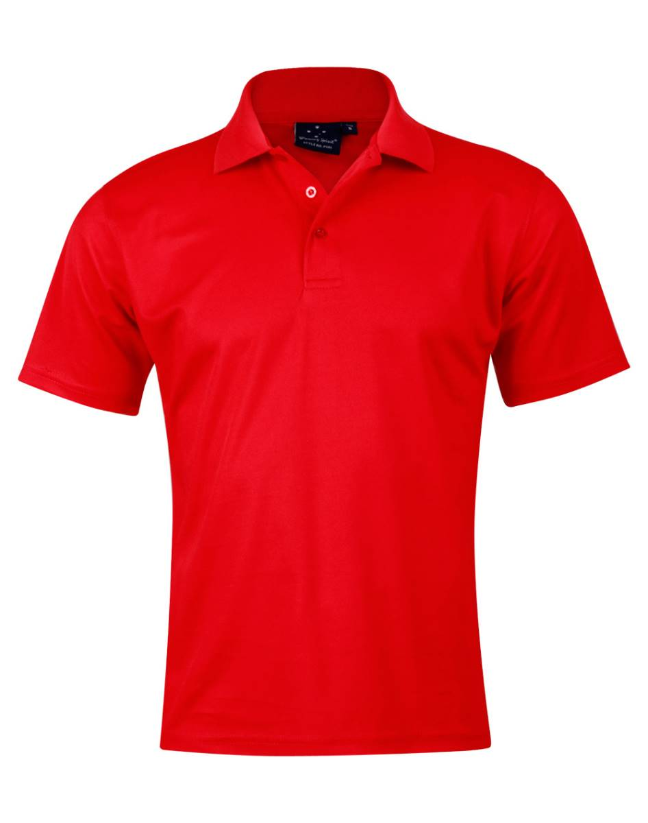 Red Curra Polo