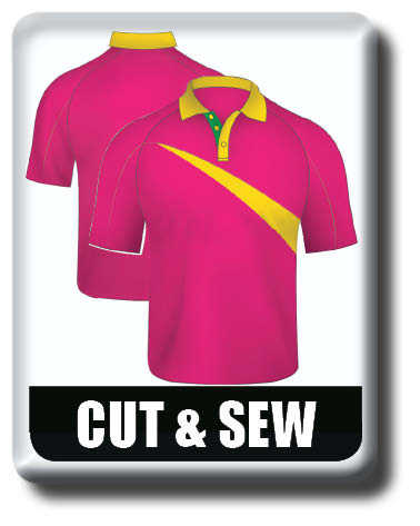 Cut & Sew Custom Made Polo shirts, design your own, Kids, Ladies, Mens Sizes