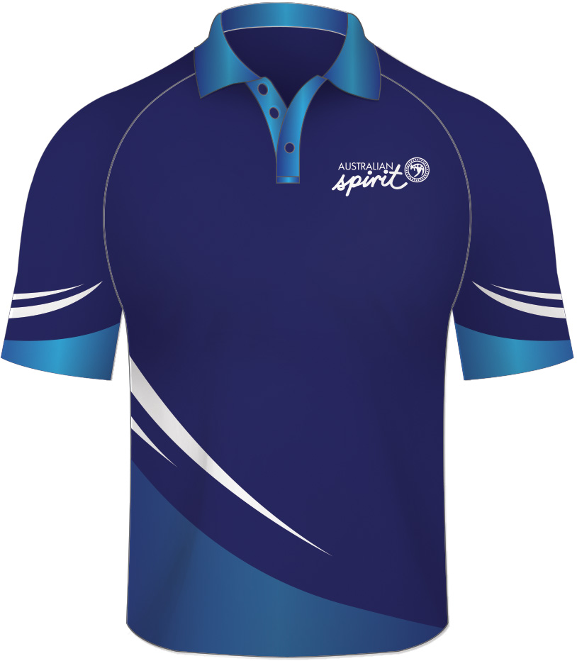 Impact gear dye sublimated polo shirts custom made cool for Toddler custom t shirts no minimum