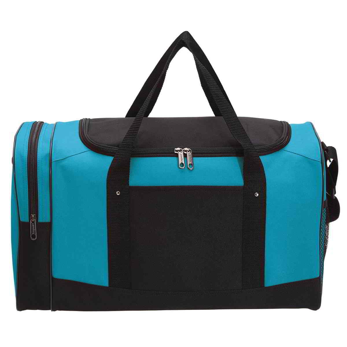1222 Aua Black Spark Sports Bag