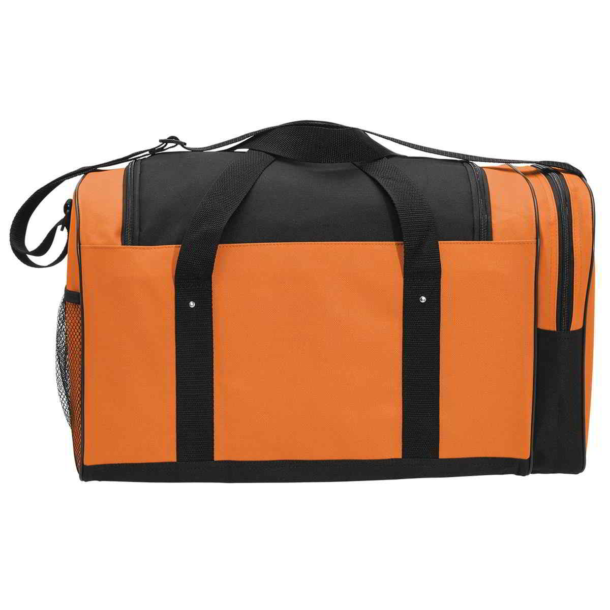 1222 Spark Sports Bag Orange / Black