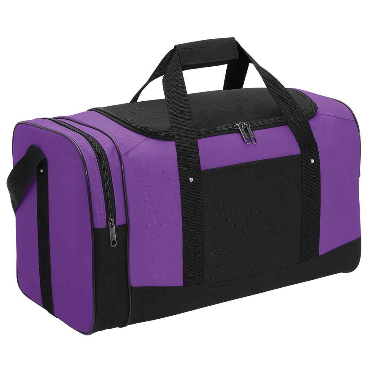 1222 Spark Sports bag Purple / Black
