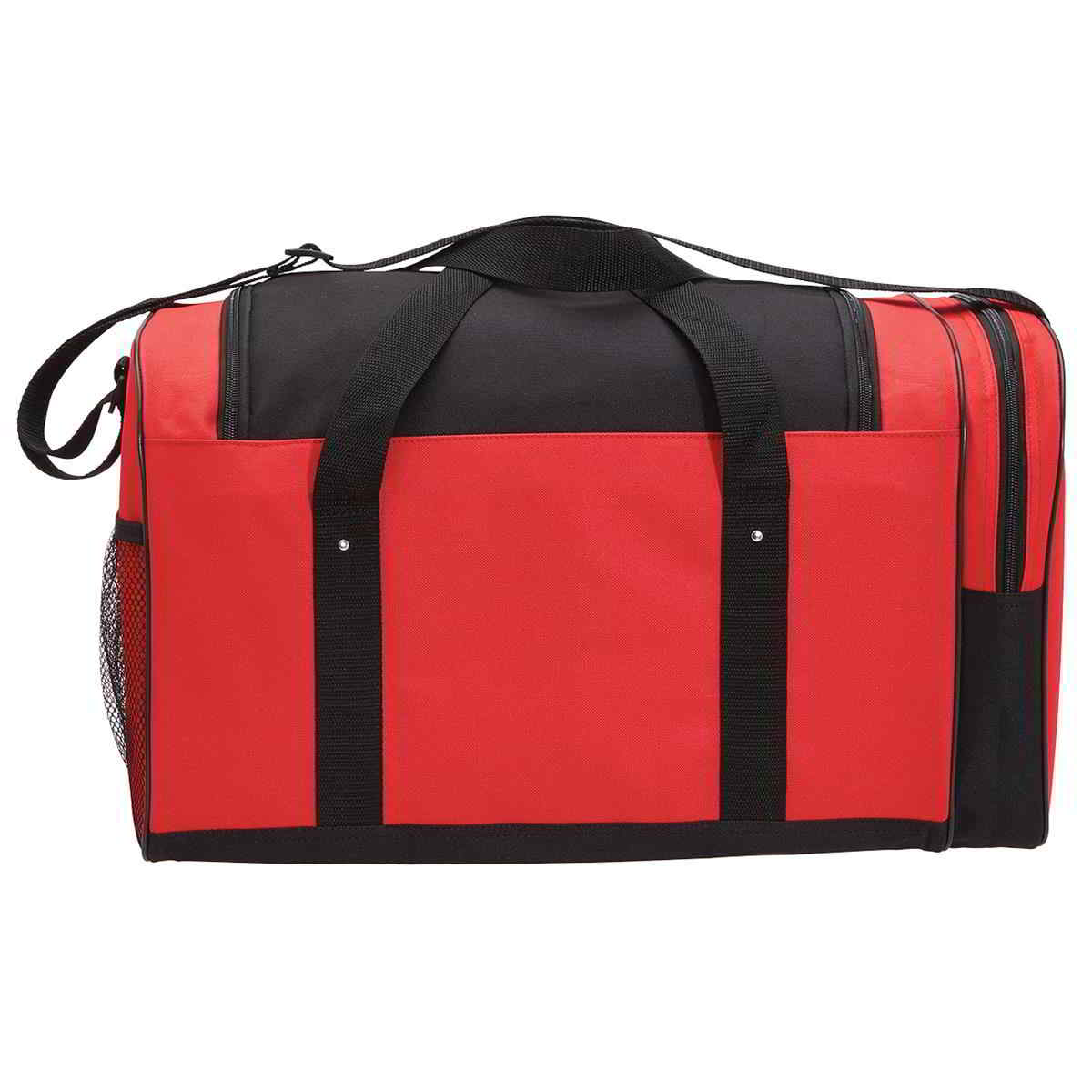 1222 Spark Sports Bag Red  / Black