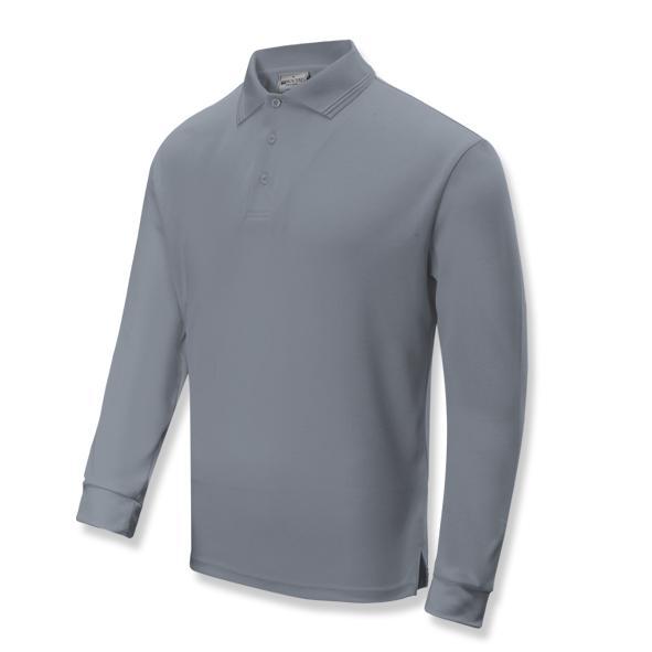 Breezeway Long Sleeve Polo Shirt
