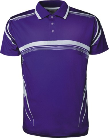 CP1469 Sublimated polo shirt