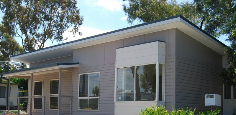 Vinyl Cladding Insulated