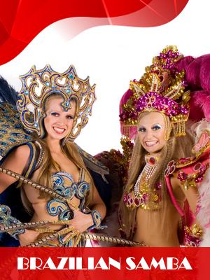 Rio Brazilian Samba Hens Dance Party Perth