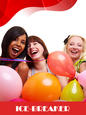 Ice Breaker Hens Games Party Perth