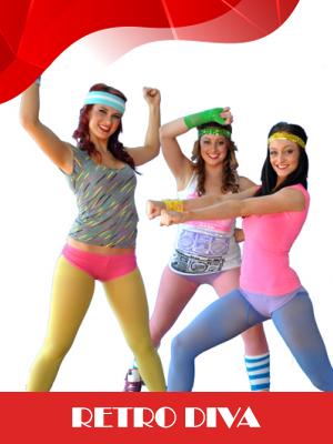 Perth Retro Dance Lesson Hens Party