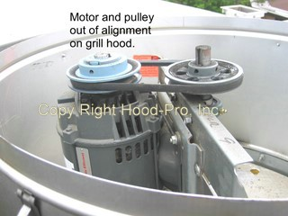 Restaurant Kitchen Hood why is my kitchen hot?, hood-pro, inc,