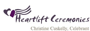 Contact me (Christine) - creating your ceremony with care