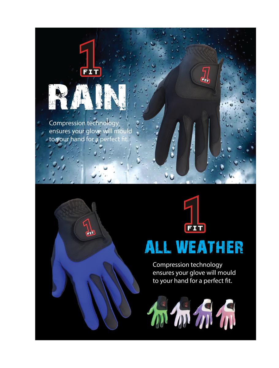 1Fit Gloves