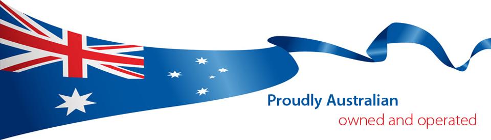 Walkerden Golf is proudly Australian