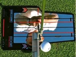 Click to Enlarge -  EYELINE GOLF EDGE PUTTING MIRROR Walkerden Golf Australia