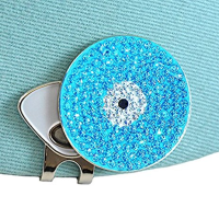 Click to Enlarge -  NAVIKA MICRO PAVE CRYSTAL BALL MARKERS Walkerden Golf Australia