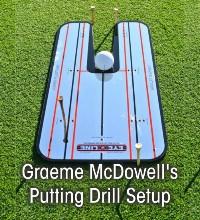 Click to Enlarge -  EYELINE GOLF CLASSIC PUTTING MIRROR Walkerden Golf Australia