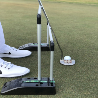 Click to Enlarge - New Products, Training .. EYELINE GOLF PRO SLIDER SYSTEM Walkerden Golf Australia