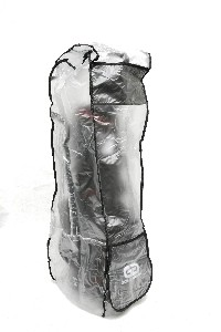 Click to Enlarge - Accessories DELUXE BAG RAIN COVER Walkerden Golf Australia