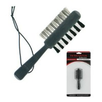 Click to Enlarge - Accessories GOLFERS CLUB 2 WAY CLUB CLEANER BRUSH Walkerden Golf Australia