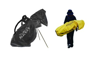 Click to Enlarge -  SEAFORTH SLICKER RAIN COVER Walkerden Golf Australia