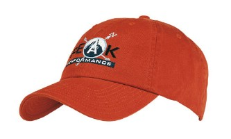 Click to Enlarge - Headwear, Caps & Visors WASHED CHINO TWILL CAP Walkerden Golf Australia