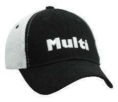 Click to Enlarge - Headwear, Caps & Visors SPORTS MESH CAP Walkerden Golf Australia