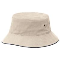 Click to Enlarge - Headwear, Hats BRUSHED COTTON BUCKET HAT Walkerden Golf Australia