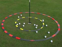 Click to Enlarge - Training Aids EYELINE GOLF TARGET CIRCLES Walkerden Golf Australia